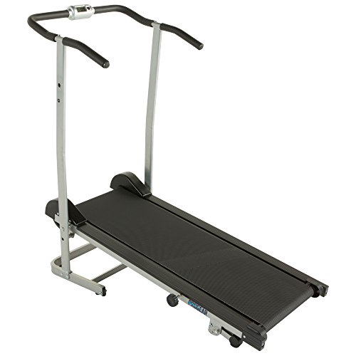 ProGear 190 Manual Treadmill with 2 Level Incline and Twin Flywheels by ProGear (Image #4)