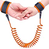 Anti Lost Wrist Link, Child Safety Wristband Harness Strap Rope Leash Kids Wrist