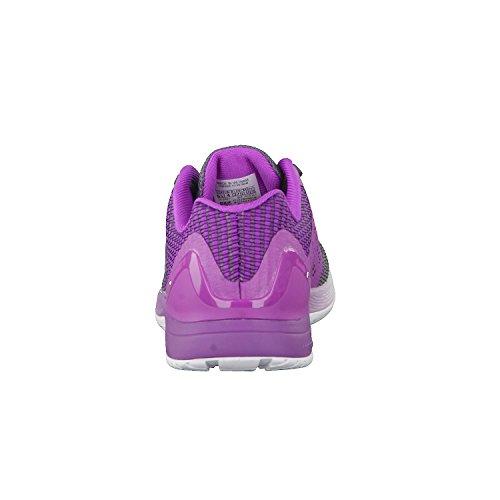 Reebok R Crossfit Nano 7, Zapatillas de Gimnasia para Mujer Gris (Alloy / Vicious Violet / White)