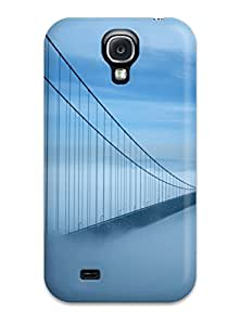 Heidiy Wattsiez's Shop Special Design Back Golden Gate Bridge Phone Case Cover For Galaxy S4 9170451K48465034