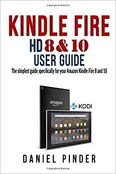 Amazon Kindle Fire HD (2013) Manual / User Guide