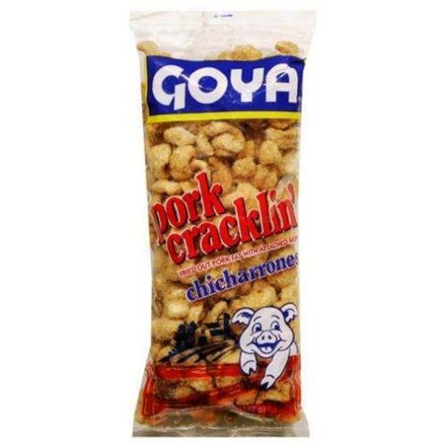 Goya Foods Crackling Pork Rind, 5-Ounce by Goya (Image #1)