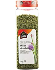 Club House, Quality Natural Herbs & Spices, Freeze-Dried Chives, 45g