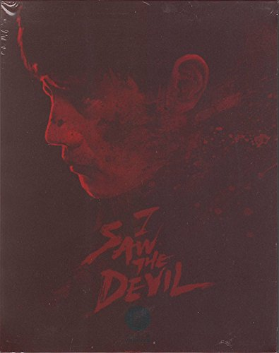 I Saw the Devil[blu-ray Region A] 2disc Steelbook PET Full Slip Limited Edition (The Devil I Saw)