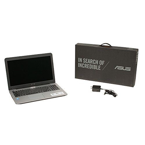 "2016 ASUS R556LA 15.6"" Premium High Performance Laptop, Intel Core i5-5200U 2.2GHz, 6GB RAM, 1TB HDD, DVD+/-RW, HDMI, WIFI, Bluetooth, Windows 10"
