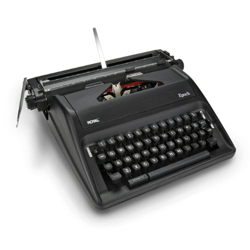 Epoch Manual Portable Typewriter