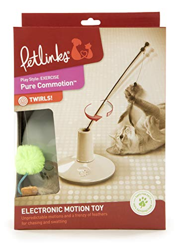 Operated Electronic - Petlinks Electronic Motion Cat Toys