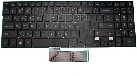 Laptop Keyboard for LG 15N540-A 15N540-C 15N540-E 15N540-F 15N540-G 15N540-H 15N540-K 15N540-L Korea KR Without Frame