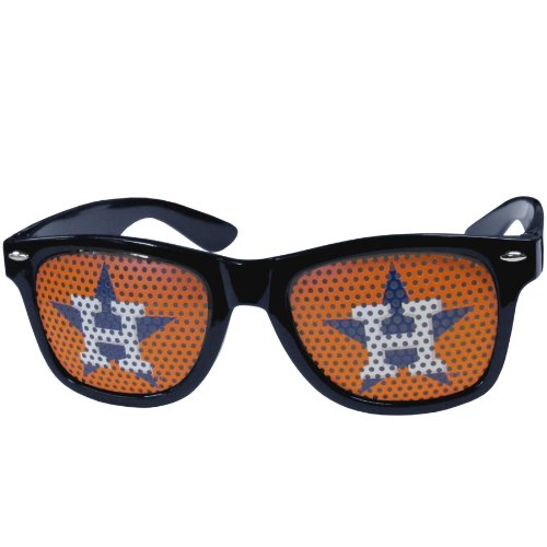 MLB Houston Astros Game Day Shades Sunglasses