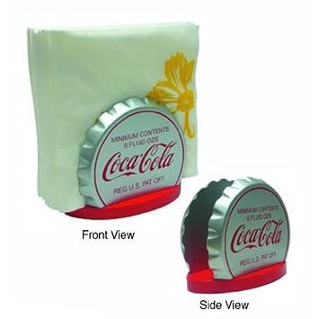 Coca Cola Crown Napkin Holder