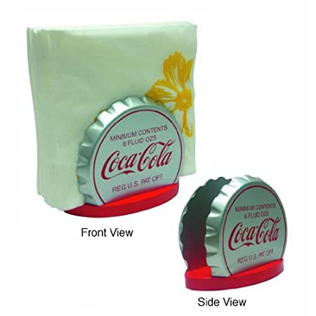 Coca-Cola Napkin Holder by WalterDrake