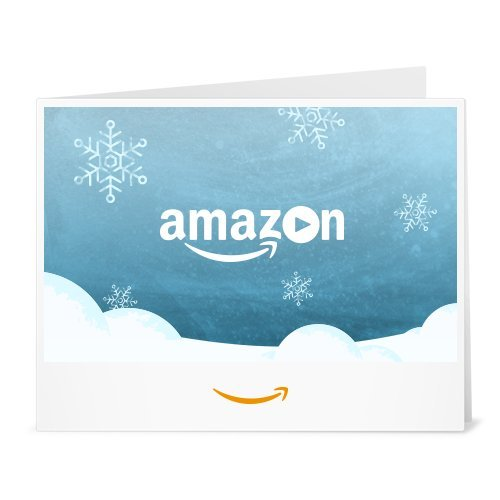 Amazon eGift Card - Print - Amazon Video