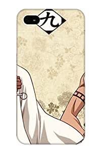 Stylishgojkqt Premium Anime Bleach Heavy-duty Protection Design Case For Iphone 4/4s