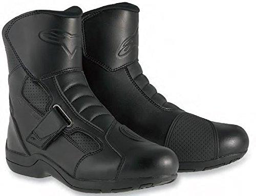 Alpinestars Ridge Waterproof Men's Street Motorcycle Boots - Black / 47 B00O3SJ10K 47