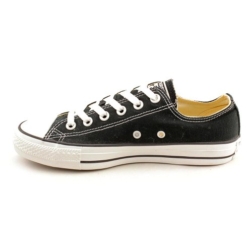 Converse - All Star OX - Couleur: Blanc-Noir - Pointure: 40.0
