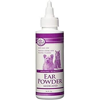 Four Paws Dog Ear Powder, 24 Grams