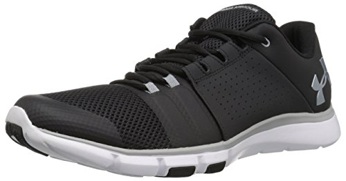 Black Nero Sportive Armour Strive Scarpe Under 7 Indoor UA Uomo FHP61qz