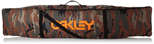 Oakley Timberwolf Travel Sleeve 2.0 Bag, Warning Camo, One - Bag Oakley Ski