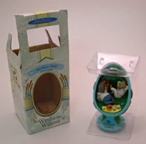 The Wind in the Willows Egg Figurine The River Bank by CVS