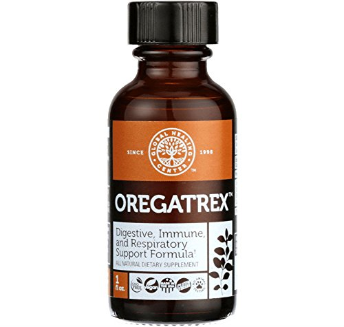 Global Healing Center Oregatrex Oregano Oil Blend for Immune System Support – Minimum 80% Carvacrol (1 Fluid Ounce & 90-100 Empty Vegetarian Capsules for Easy Serving) Review