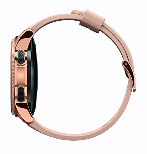 Samsung Galaxy Watch (42mm, GPS, Bluetooth) – Rose Gold (US Version) 3