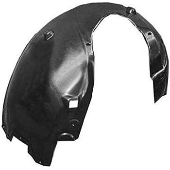 01-06 Sebring Convertible Front Splash Shield Inner Fender Liner Passenger Side