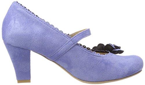 Hirschkogel Damer 3002724 Pumps Violet (lilla) 5unaWRsq7y
