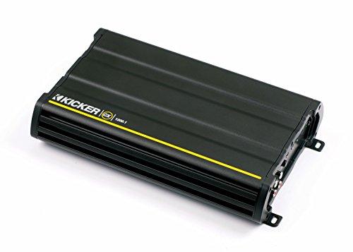 Kicker CX-Series 1200 Watt Class-D Monoblock Amplifier 12CX12001