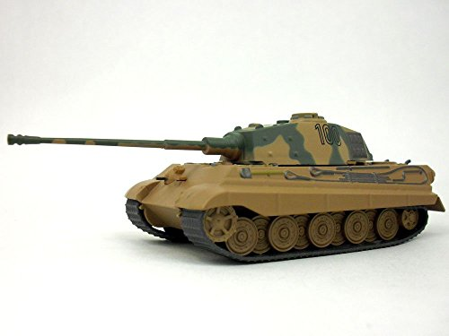 Tiger II German Heavy Tank 1/72 Scale Diecast Model ()