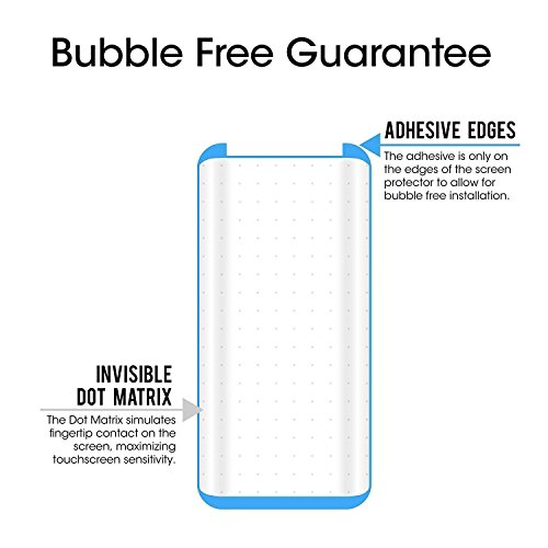 Loopilops Samsung Galaxy S8 Plus Screen Protector 3D Curved Tempered [Anti-Bubble][9H Hardness][HD Clear][Anti-Scratch][Case Friendly] Glass Screen Film for Samsung Galaxy S8 Plus by Loopilops (Image #3)