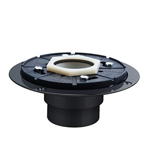 - Shower Drain Base with Adjustable Ring 2 Inch No Hub Design AOSGYA Floor Drains Base