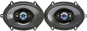 Sony XS-R5743 5 x 7 Inches 4-Way Car Audio Speaker