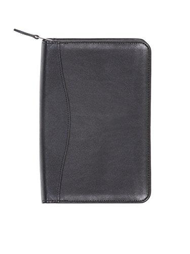 scully-womens-5019z-soft-plonge-leather-zip-padfolio-black