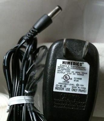 homedics power supply - 7