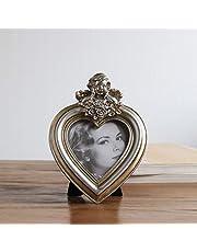 Vintage photo frame for foto gold cupid frame for baby foto decoratie fotostudio bruiloft decoratie home decoration (Grootte : B)