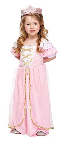 [Pink Girls Princess Fancy Dress Costume Age 3 by Princess costume] (Swan Princess Costume)