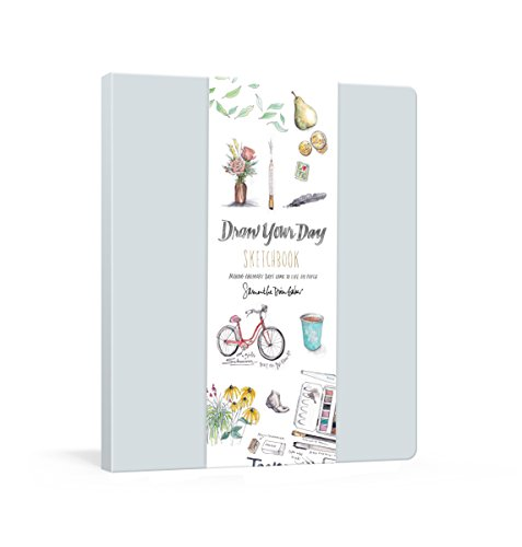 Draw Your Day Sketchbook: Making Ordinary Days Come to Life on Paper cover