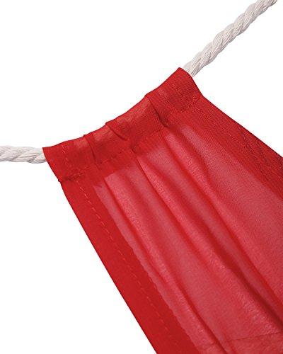 BIUBIU Women's Boho Chiffon Halter Summer Beach Party Cover up Dress Red L by BIUBIU (Image #6)