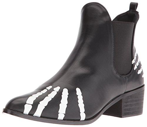 Iron Fist Women's Grave Robber Combat Boot - Black - 6 B(...