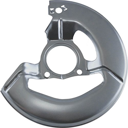 Eckler's Premier Quality Products 25123908 Corvette Brake Caliper Shield Right Front