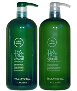 Paul Mitchell Tea Tree Special Shampoo & Special Conditioner Duo 33.8 oz (1 Liter) (B00BISJ5OA) | Amazon price tracker / tracking, Amazon price history charts, Amazon price watches, Amazon price drop alerts