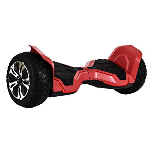UL2272 8.5″ Hoverboard Off Road Smart Self balancing Scooter with Bluetooth Speaker