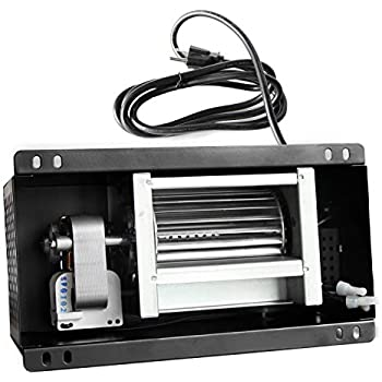Amazon.com: Replacement Wood Stove Blower, S31105 Blower Fan for GHP Group, Monessen/Majestic ...