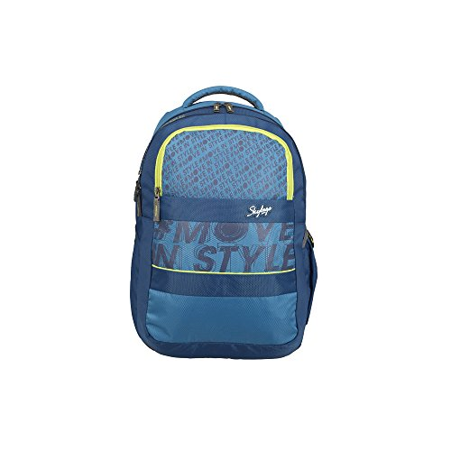 Skybags 32 Ltrs Teal Laptop Backpack (BPVAD1TEL)