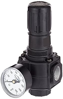 Dixon Norgren Series Regulator with Gauge