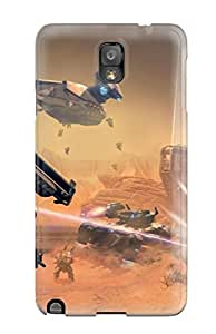 Richard V. Leslie's Shop Galaxy Cover Case - Destiny Protective Case Compatibel With Galaxy Note 3