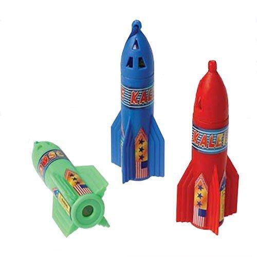 US Toy - Rocket Ship Kaleidscopes, 4