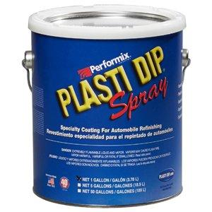 (PERFORMIX Plasti Dip Multi-purpose Rubber Coating Spray - Sprayable - One Gallon (128oz) - Blue)