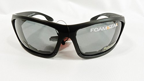 91faed30d79 Solar Comfort Polarized Foam Padded Sunglasses - Motorcycle ...