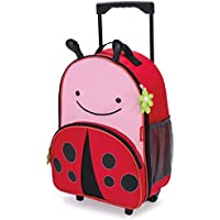 Skip Hop Zoo Kids Rolling Luggage Bag